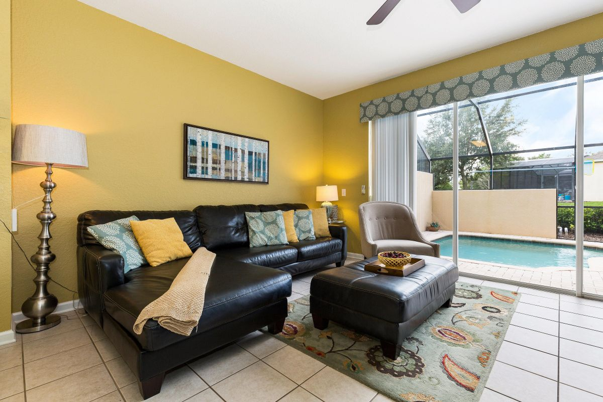 Our regularly updated townhome offers comfort and luxury.