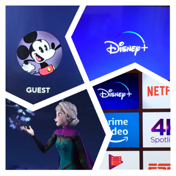 Guests can enjoy free access to Disney+