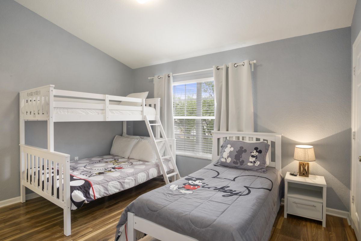 Twin + Bunk Bed