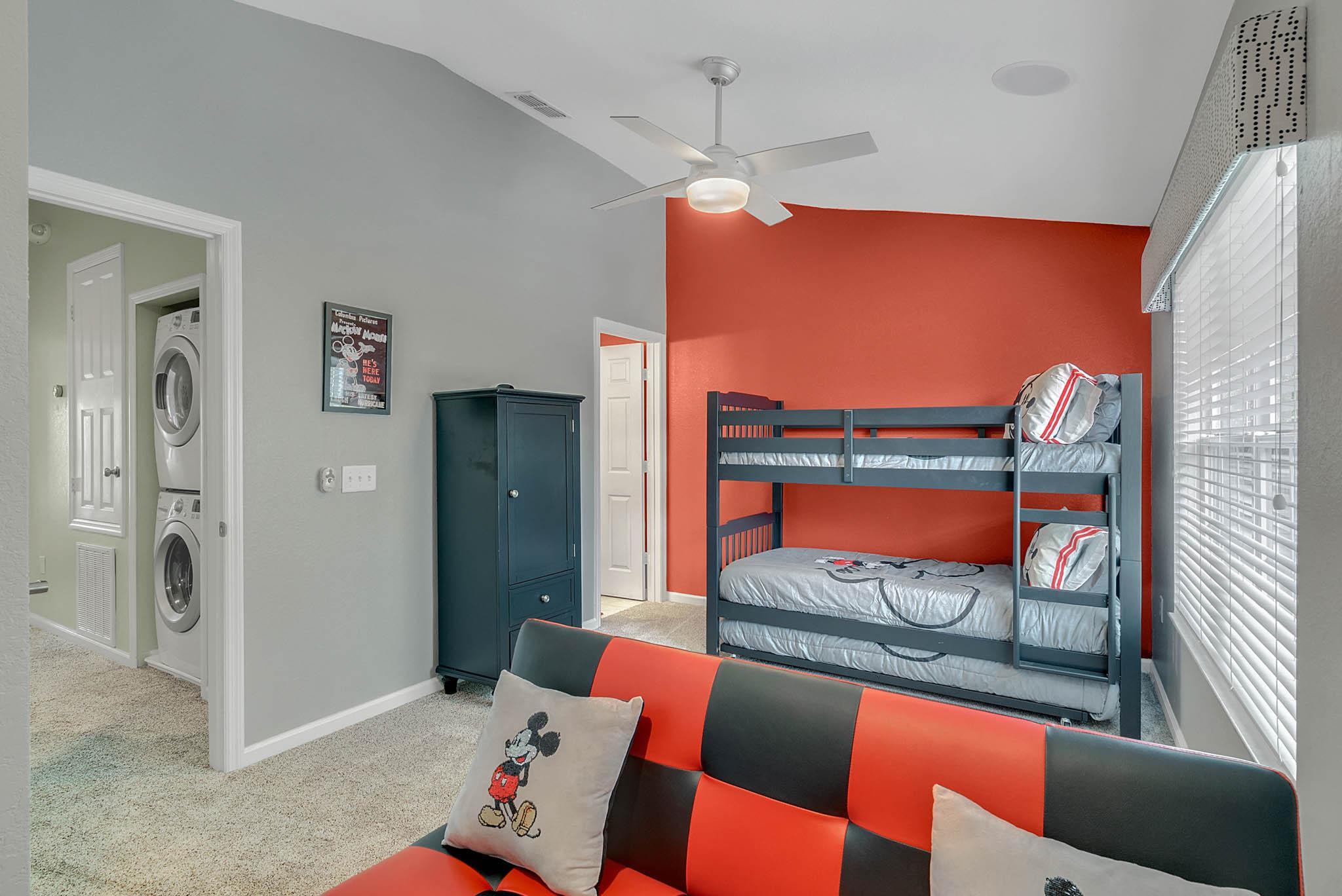 Kids Bedroom/Video Game Room