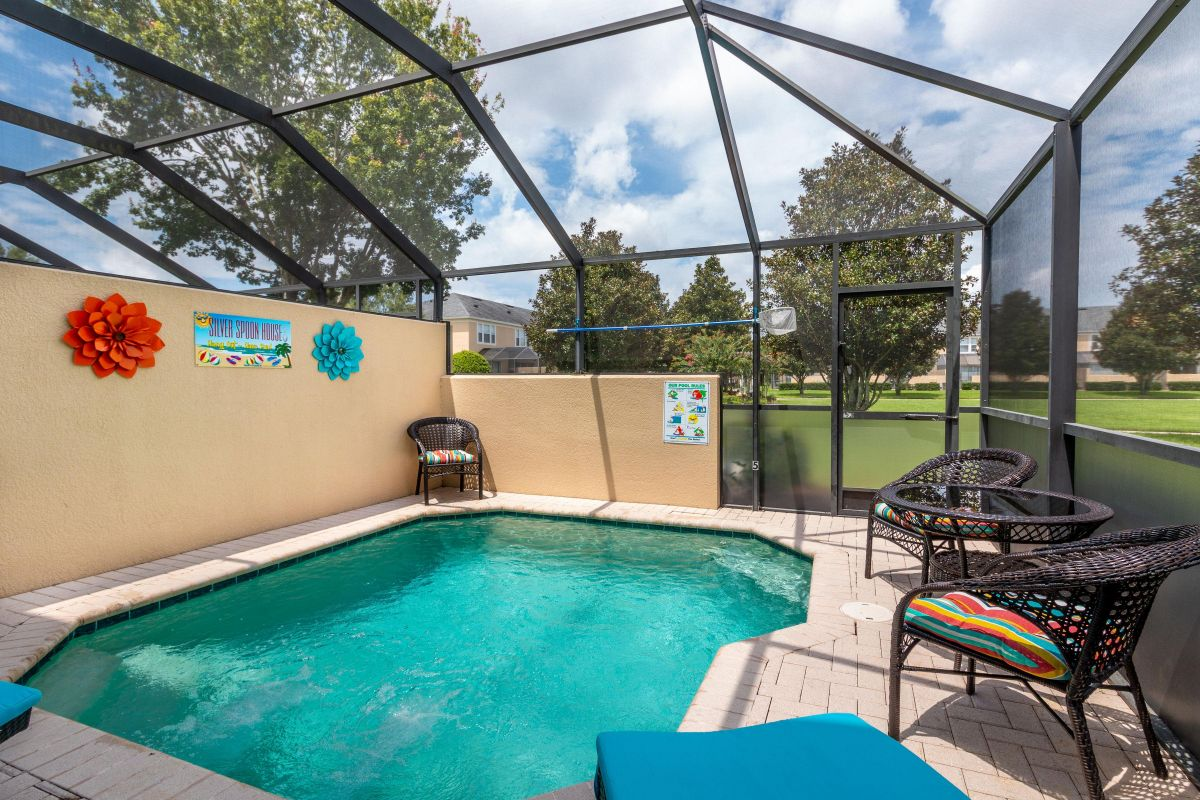 Silver Spoon House Private Pool
