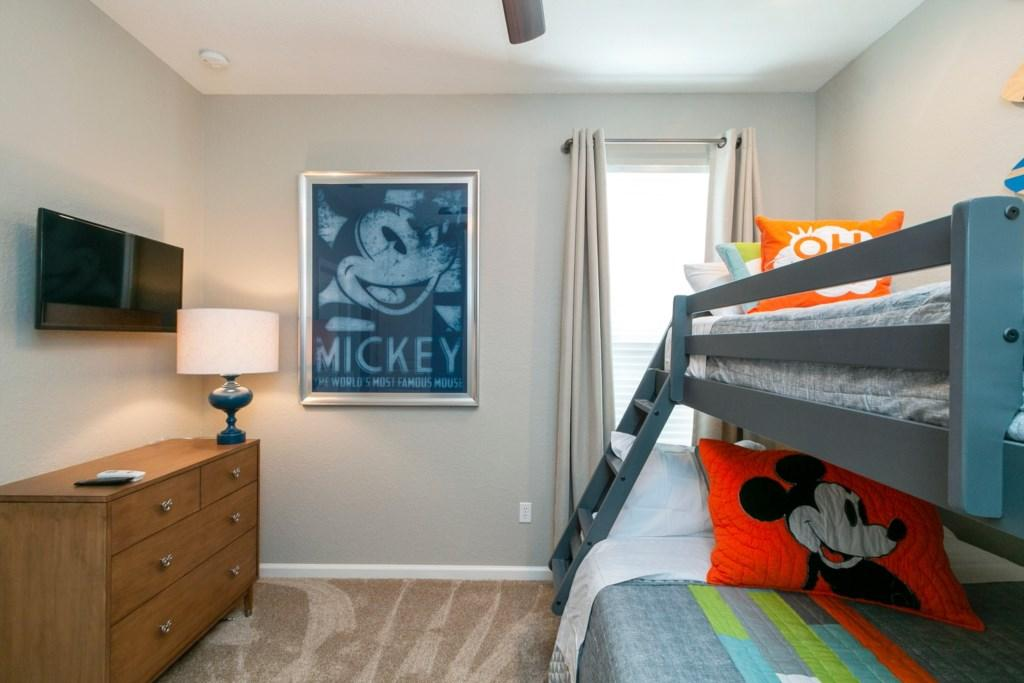 Kids Room with Ensuite #2