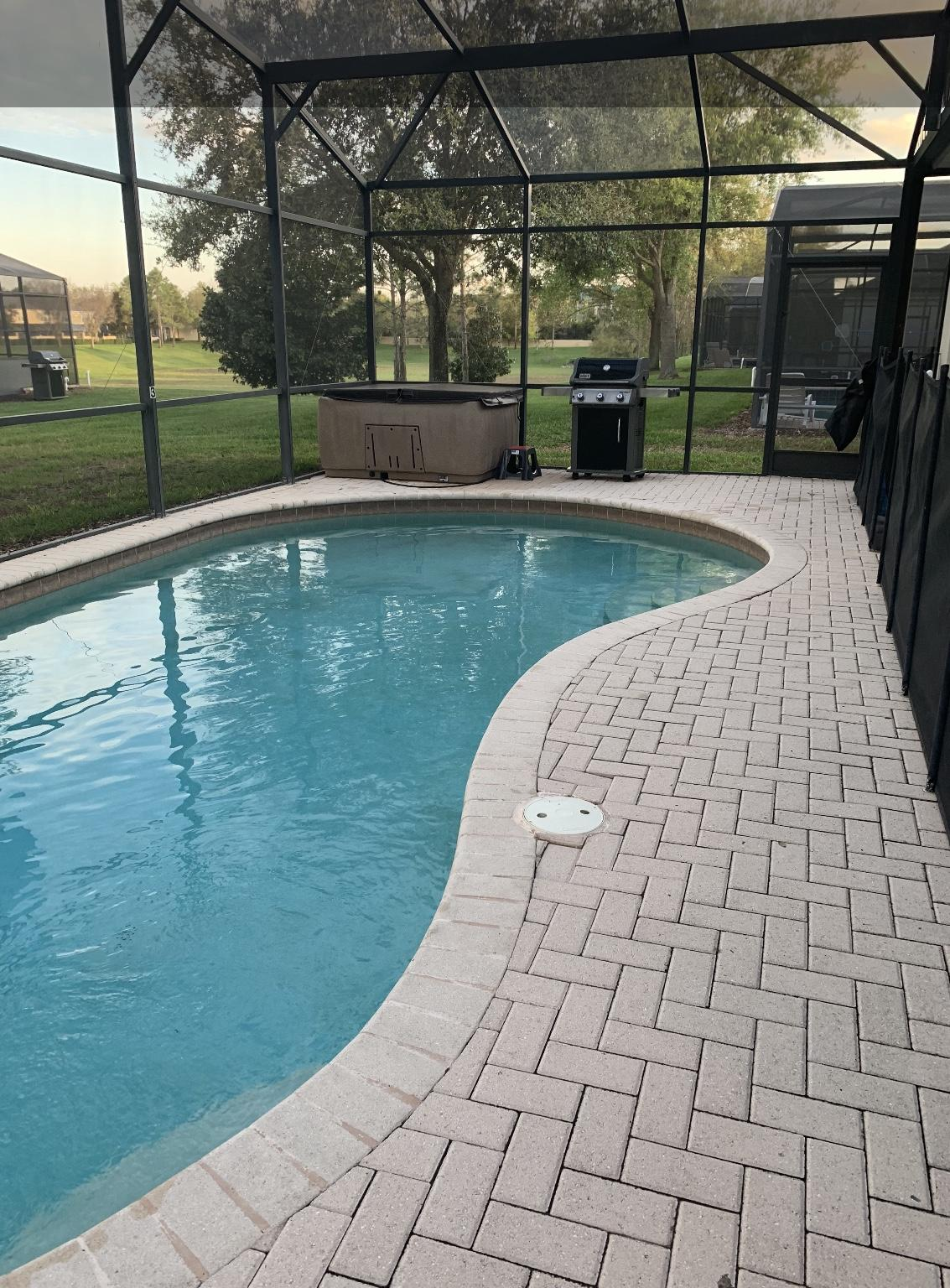 Pool/Full Size Heating Included