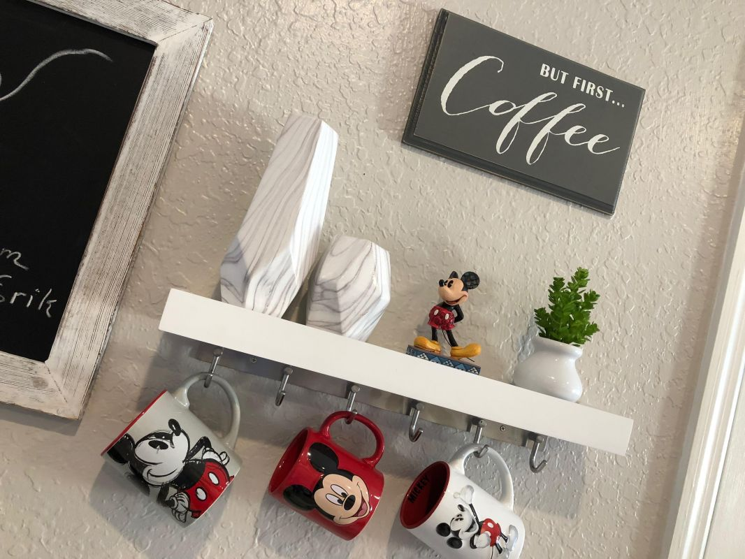 Touches of Mickey Throughout the Home