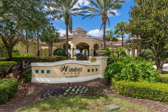 The condo is located in the Windsor Hills community, just 2 miles from Disney property. It