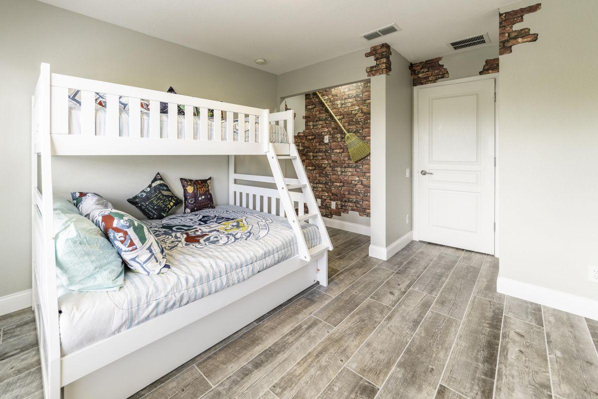 Harry Potter Themed Bedroom