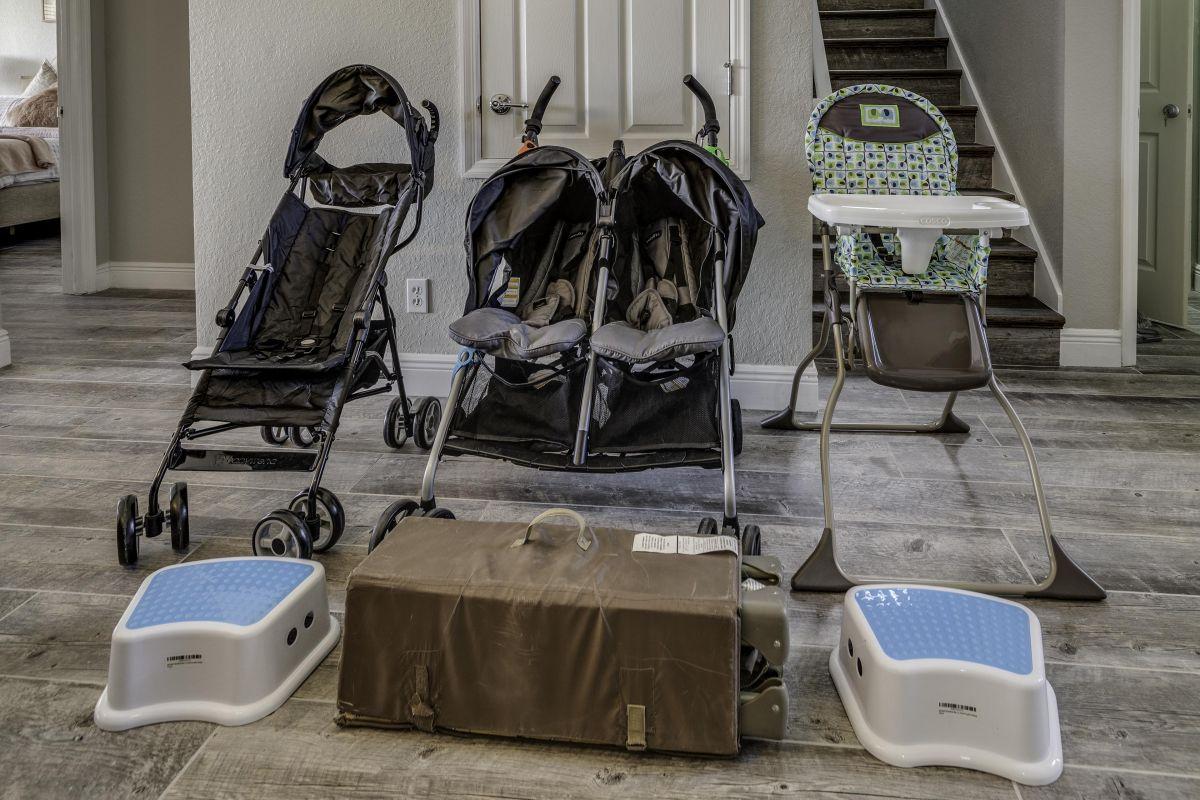 Baby Gear Items