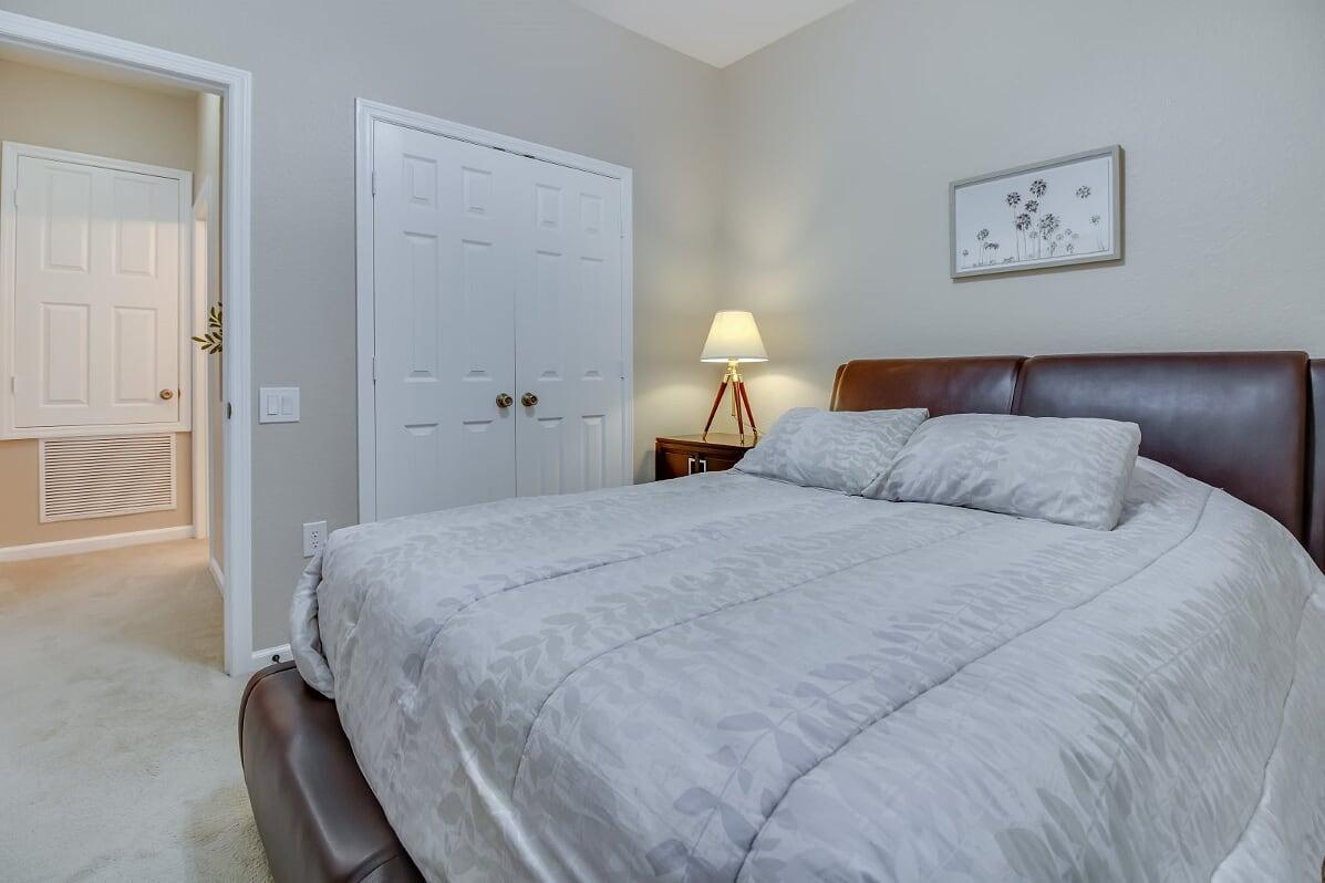 Downstairs Queen Bedroom (1 BR of 6)