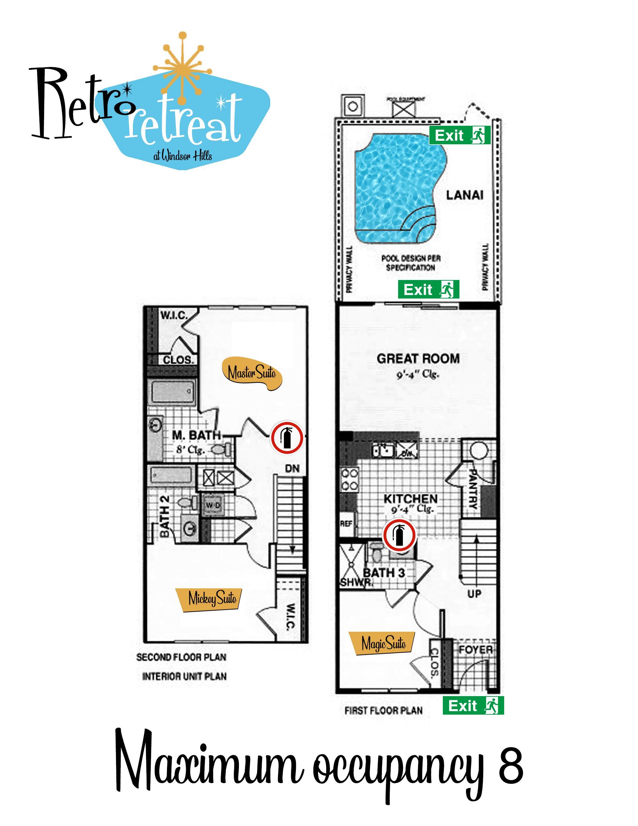 Spacious floor-plan