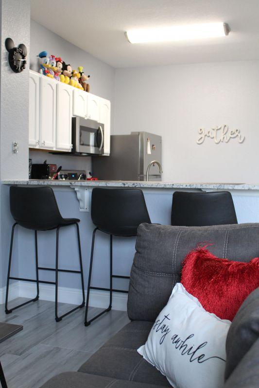 Living Room bar stools