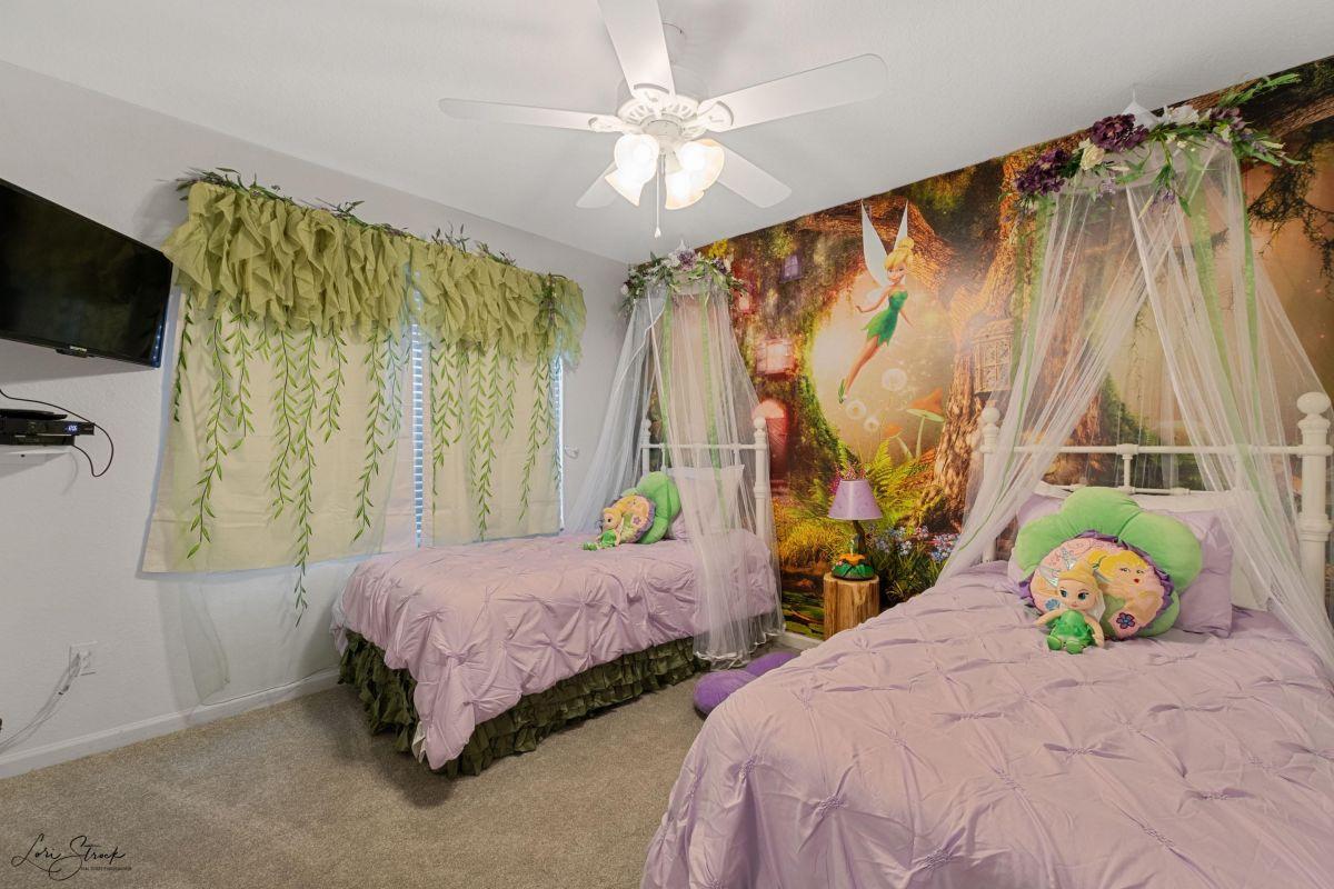 Tinker Bell Room