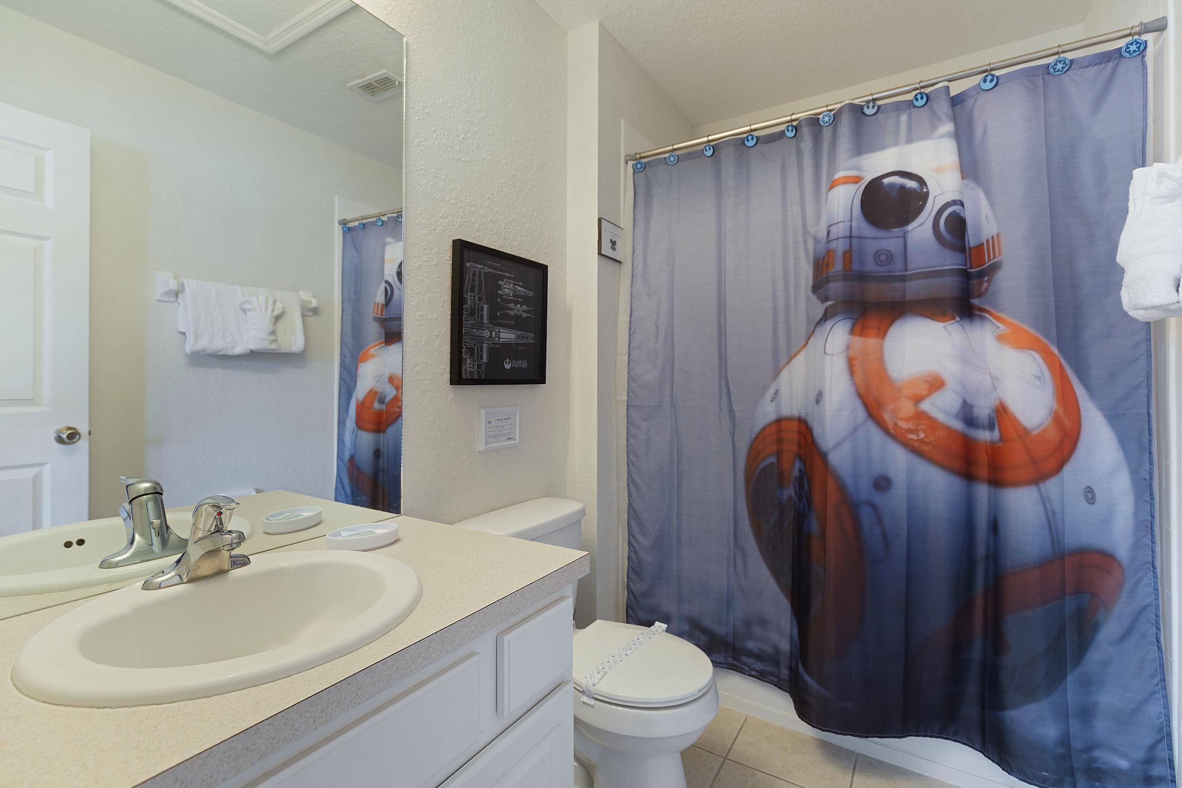 Kids Room - Ensuite Bath