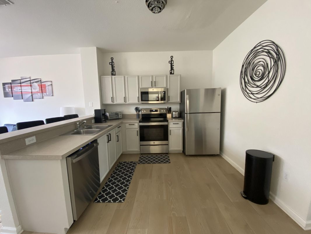 Fully updated kitchen!