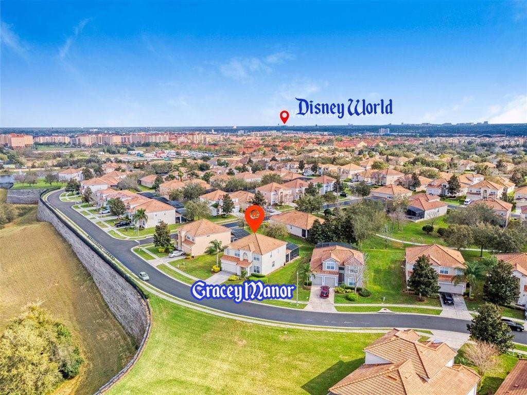 Very Close to Disney World