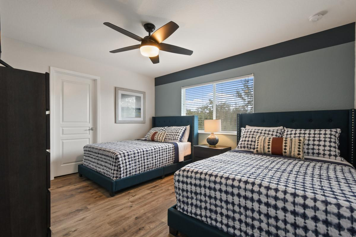 Bedroom 4: 2nd Floor-Two Fulls