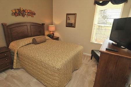 Queen Room, almost en--suite